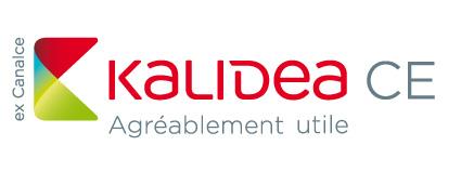 logo Canalce devient Kalidea